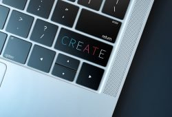 create, creation, creativity
